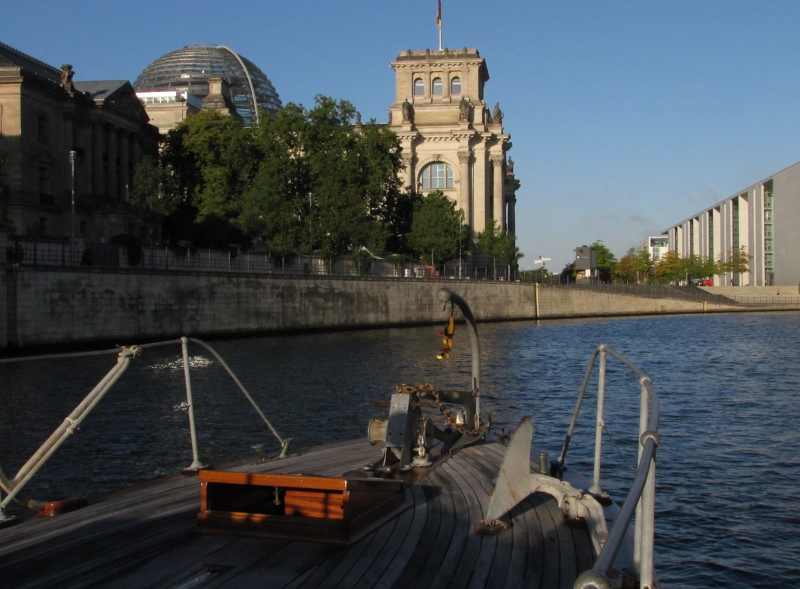 Reichstag with Norman Foster\'s dome, Berlin