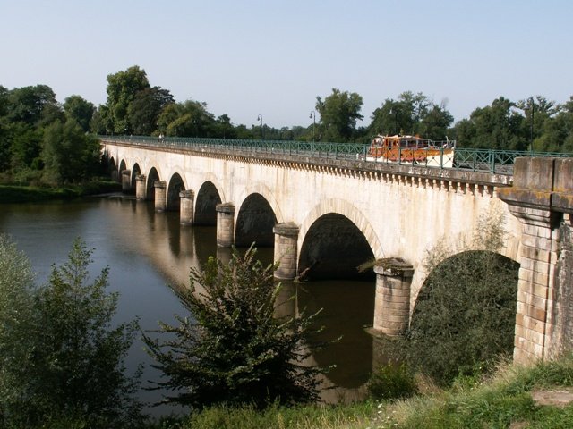 Crossing the Loire, France, 2007