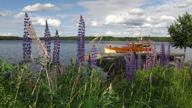 Dalsland Canal, Sweden 2010