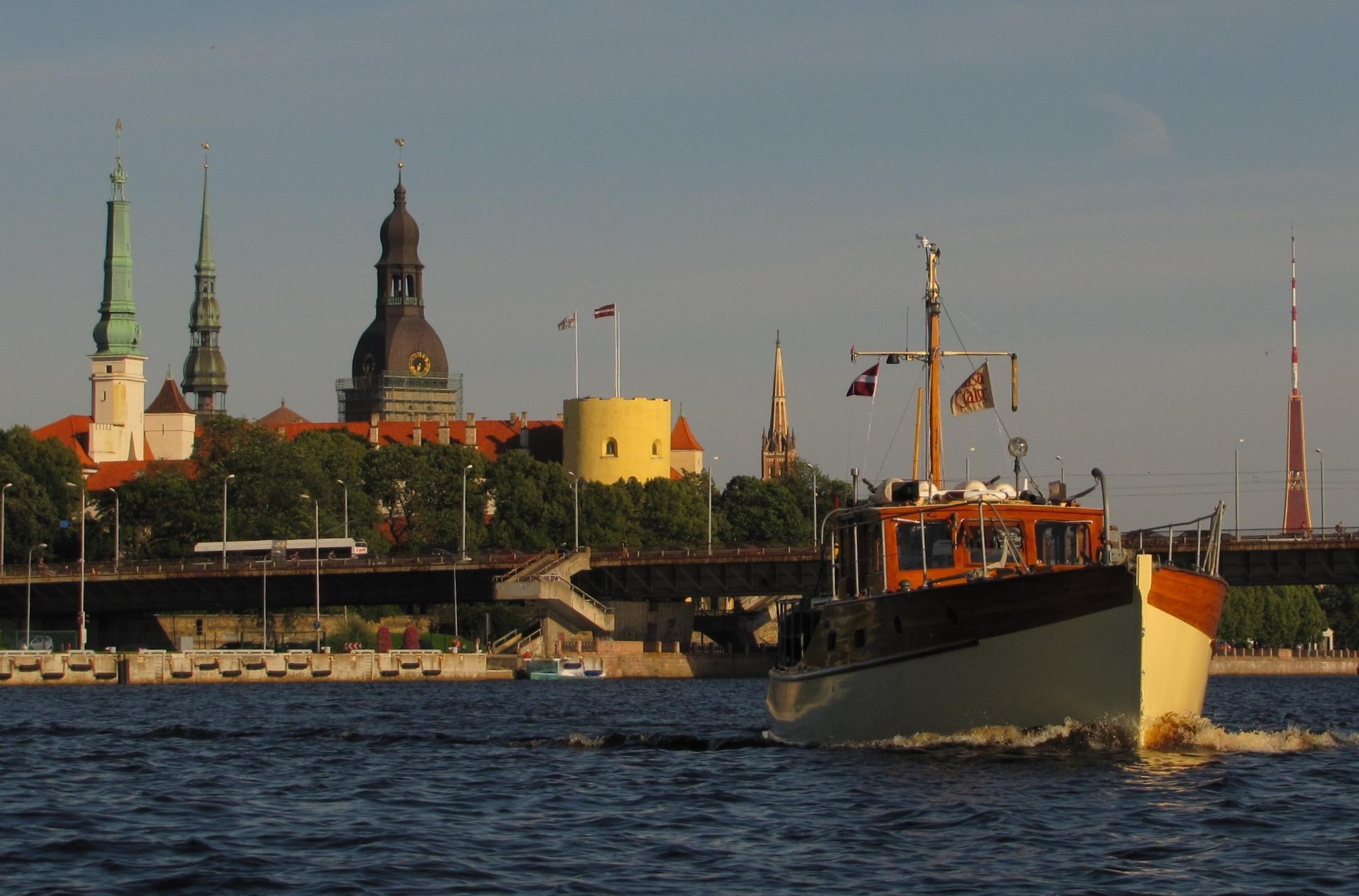 Riga, Latvia 2012