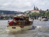 Entering Prague (copyright Petra Hajska)