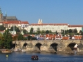 Leaving Prague