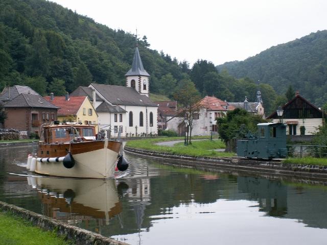 Marne au Rhin Canal