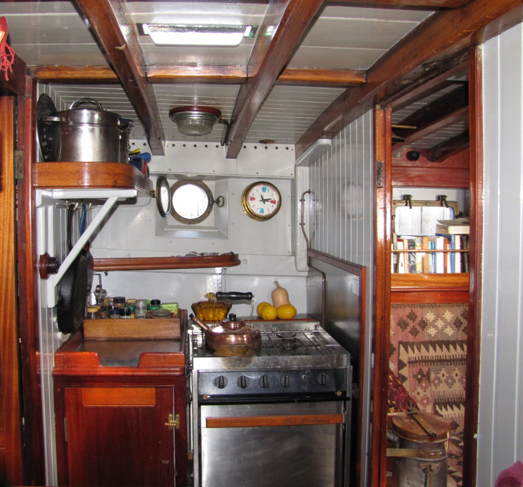 Galley (port)