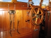 Steering position and controls
